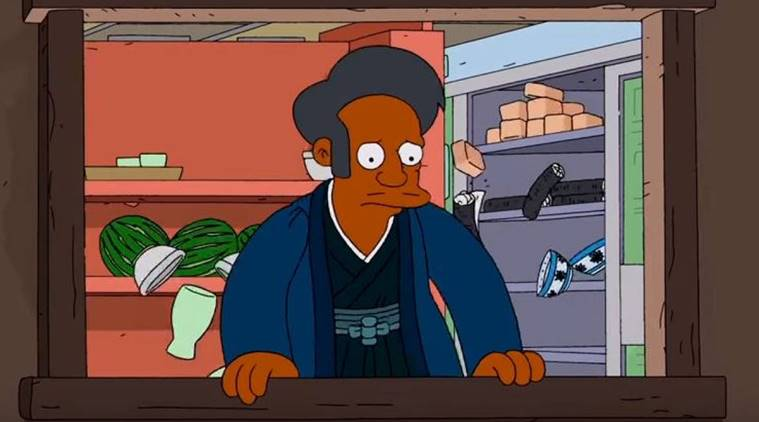 The Simpsons Showrunner Addresses Apu Backlash