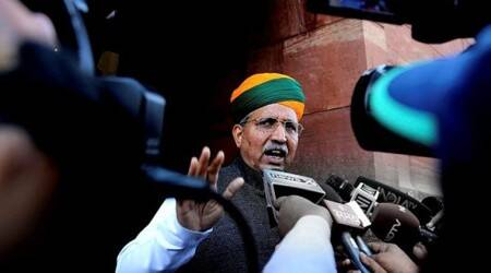 Stopping candidates from filing nomination is not West Bengal's culture, says Arjun Ram Meghwal