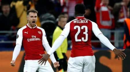 Arsenal overcome Europa scare, Salzburg stagefightback