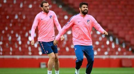 Arsenal vs Atletico Madrid Live Score