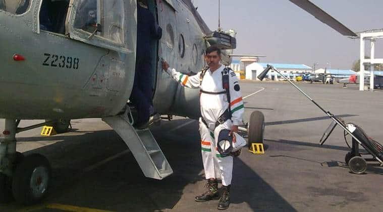 IAF officer Arun Marwaha (facebook.com/arun.marwaha.39)