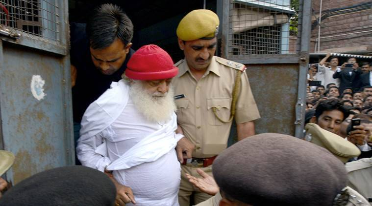 Asaram rape case verdict: Jodhour turned to fortress, section 144 imposed