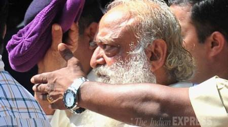Will get aides out first, then return: Asaram in audio clip