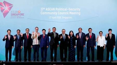 ASEAN to discuss economic ties, Rohingya issue, Korea summit