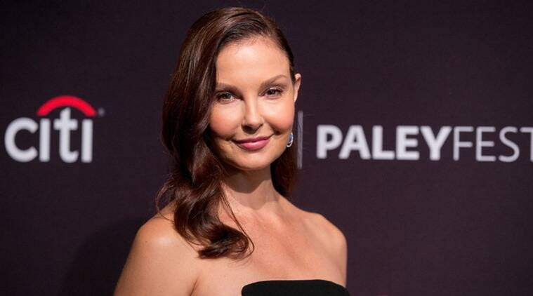 Ashley Judd tells assault survivors: 'We can heal'