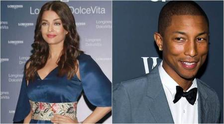 Aishwarya Rai Bachchan, Pharrell Williams ROCK OUT in this latest magazine photo shoot