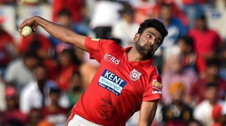 Kings XI Punjab captain R Ashwin in the IPL