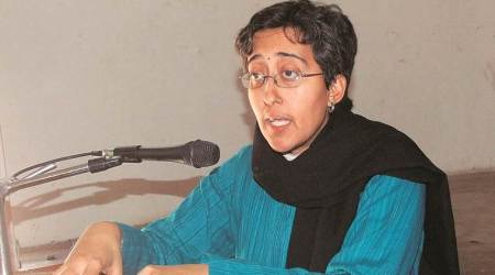 Who is Atishi Marlena?