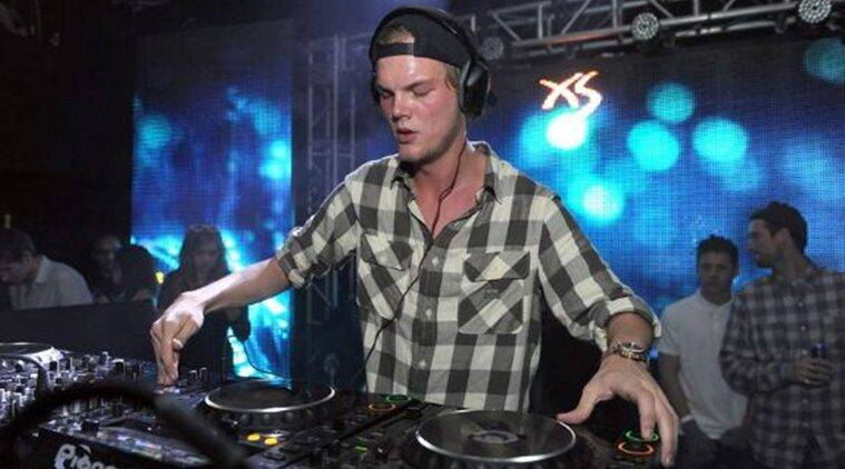 record producer and EDM artist avicii