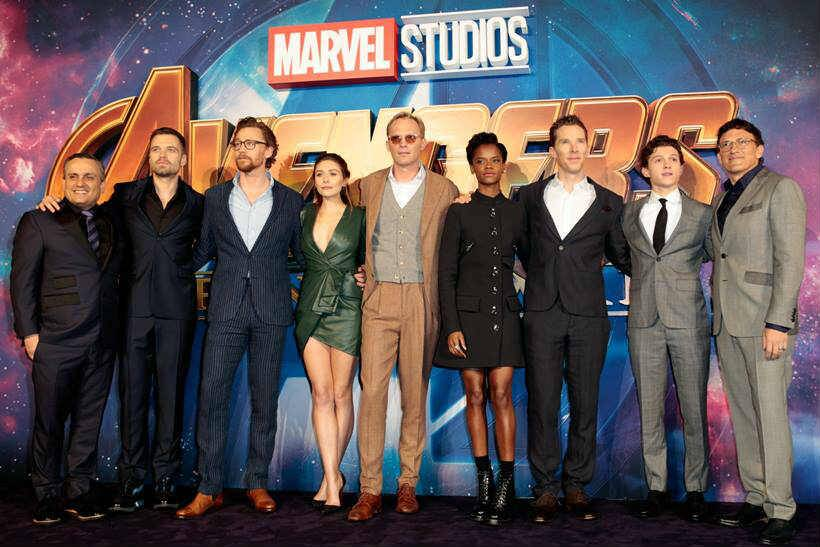 Pre-sale Tickets Sales For Avengers: Infinity War Is Tremendously High