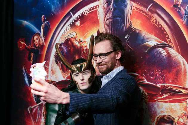 Avengers Infinity War red carpet fan event in London photos