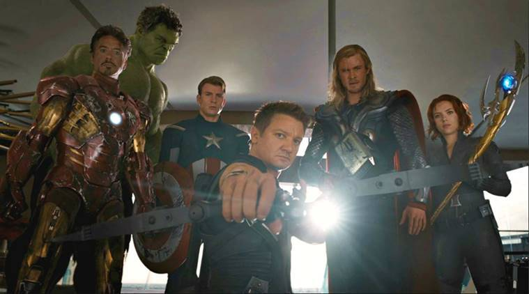 Marvel film Avengers Age of Ultron photos