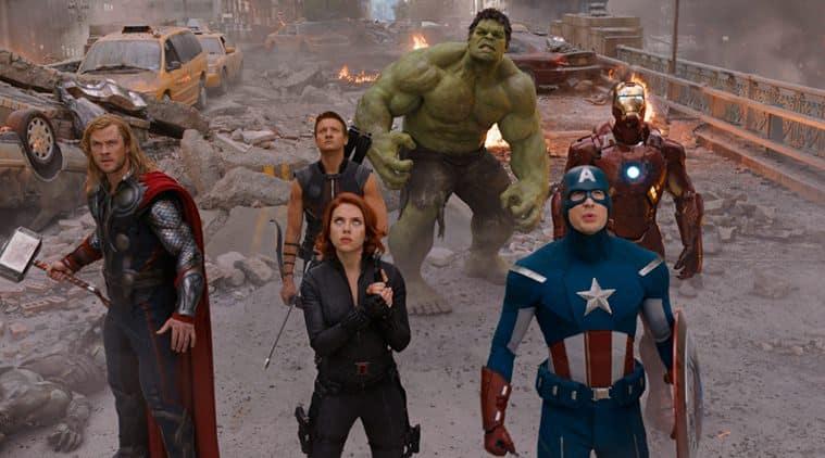 avengers movie - The Avengers