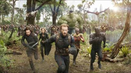 Here's where we left the characters of Avengers Infinity War in previous MCU films