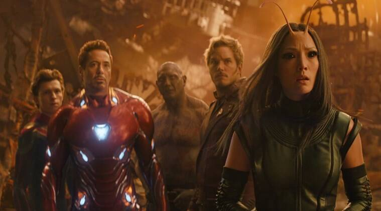 'Avengers: Infinity War' gets 'marvel'lous opening in India