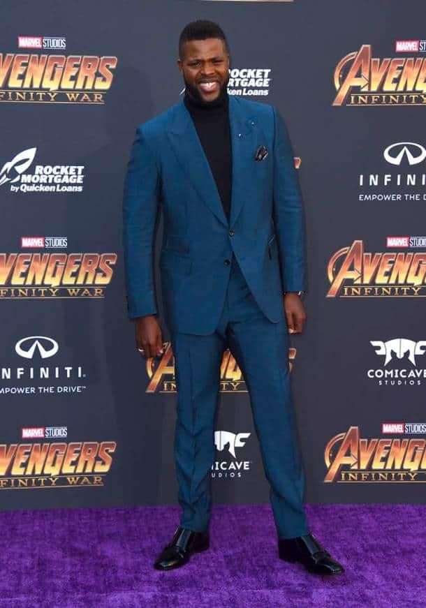 Winston Duke avengers infinity war