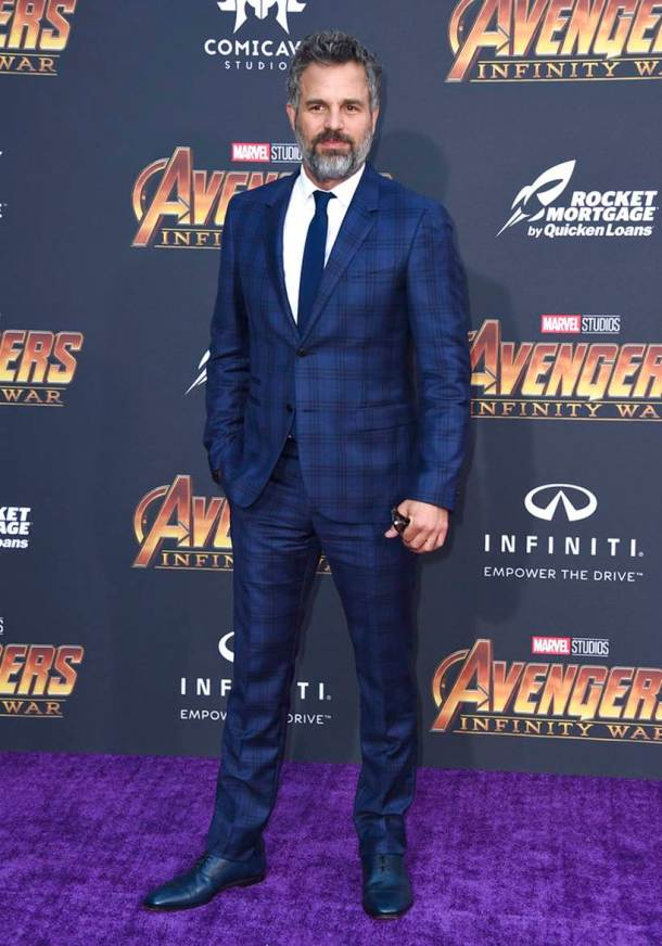 Mark Ruffalo avengers infinity war mark ruffalo