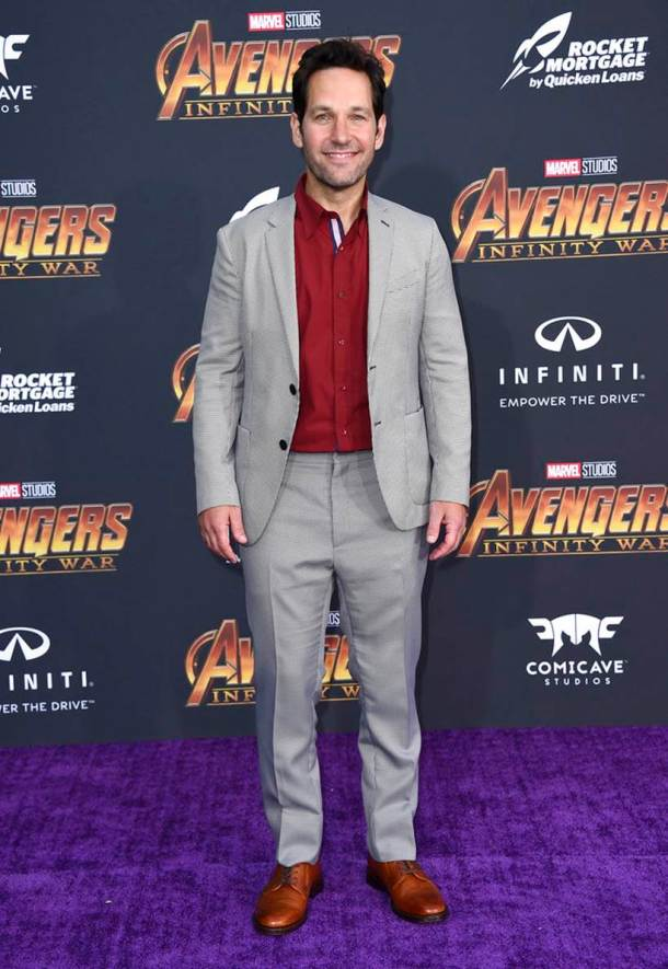 Paul Rudd avengers infinity war ant man