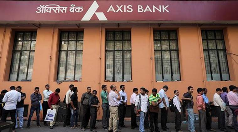 Axis Bank, Axis Bank profit, Axis Bank revenue, Axis Bank NPA, Axis Bank quarterly report, business news, Indian express