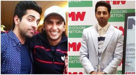 Ayushmann Khurrana: Ranveer Singh is the most energetic actor around
