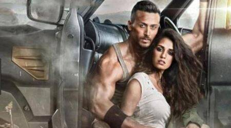 Baaghi 2 box office collection day 5: Tiger Shroff's film mints Rs 95.80 crore