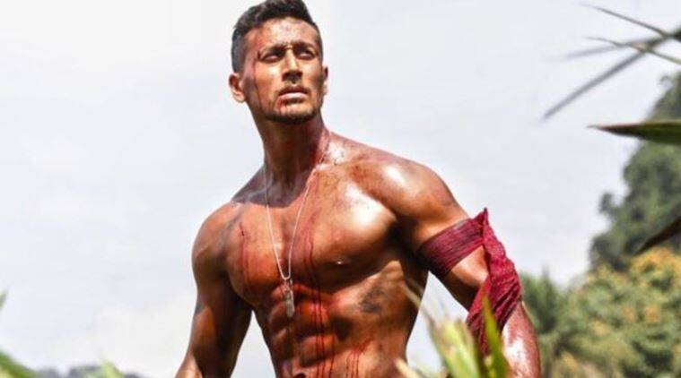 baaghi 2 4th day collection