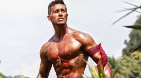 Baaghi 2 box office collection day 4: Tiger Shroff's film earns Rs 85.20crore