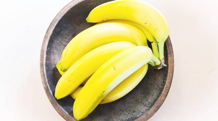 menstrual cramps, menstruation, food to ease mentraul cramps, foods to cure periods pain, what to eat when you are on your periods, bananas, salmon, ginger, indian express, indian express news