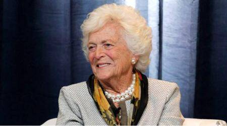 Barbara Bush remembered for her dignity
