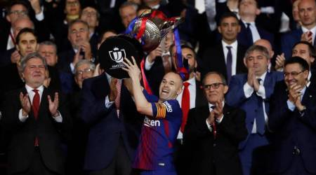 Andre Iniesta shines bright before taking big decision on career