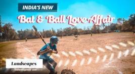 Baseball : India's New Bat and Ball Love Affair