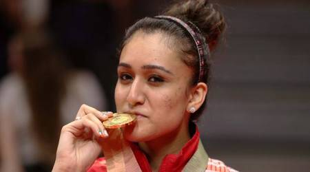 Delhi government yet to honour Commonwealth Games star Manika Batra with cash reward