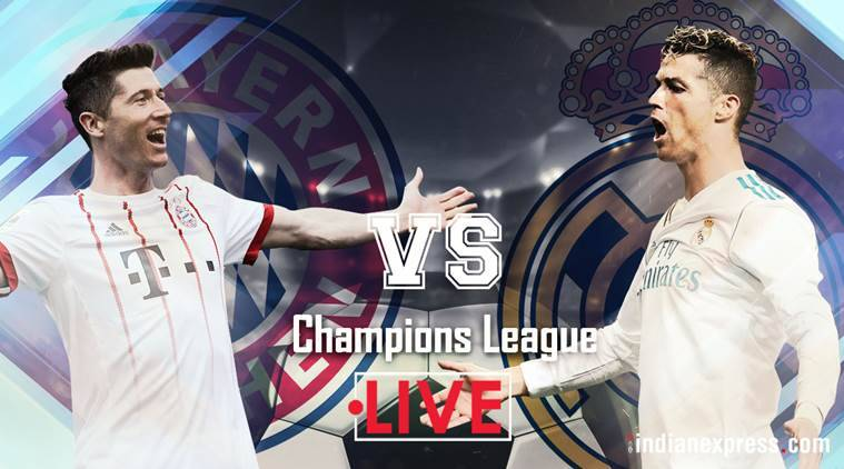 bayern vs real live stream