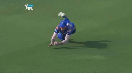 IPL RR vs SRH: Watch Ben Stokes shows why he is one of the best cricketers around