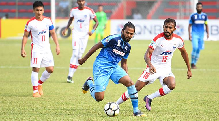 Bengaluru FC go down 2-0 to New Radiant in Maldives in AFC Cup