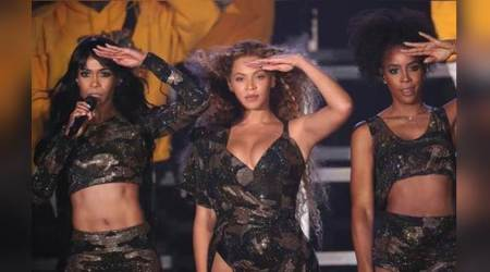 VIDEOS: Beyoncé reunited with members of Destiny's Child at Coachella