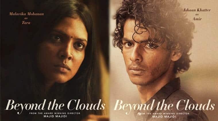 beyond the clouds ishaan khatter malavika mohanan