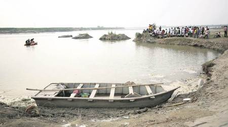 UP boat capsize, UP boat tragedy, Bijnor boat tragedy, Uttar Pradesh, India news, Indian express news