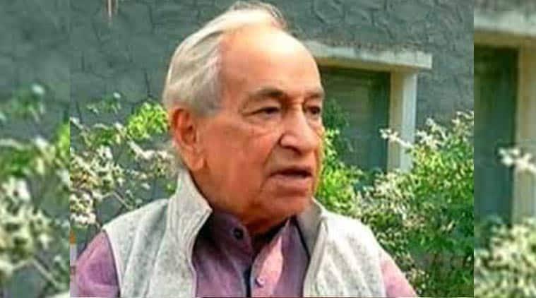 Bhalchandra Bhai Vaidya, Bhalchandra Bhai Vaidya death, Bhai Vaidya death, socialist leader bhai vaidya, indian express