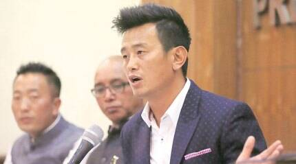 Bhaichung Bhutia launches new party Hamro Sikkim: 'outsider tag was always there inTMC'