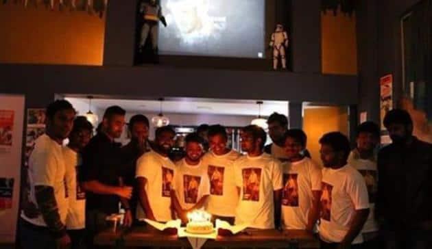 fans celebrate success of mahesh babu starrer bharat ane nenu