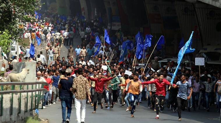 Dalit protests: Death toll reaches seven in Madhya Pradesh, no untoward incident reported today