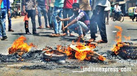 Bharat bandh: Violent protests were reported in parts of Uttar Pradesh, Gujarat and Punjab, while Section 144 has been imposed in Gwalior.