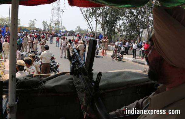 Bharat Bandh pictures: Protests against SC/ST Act turn violent