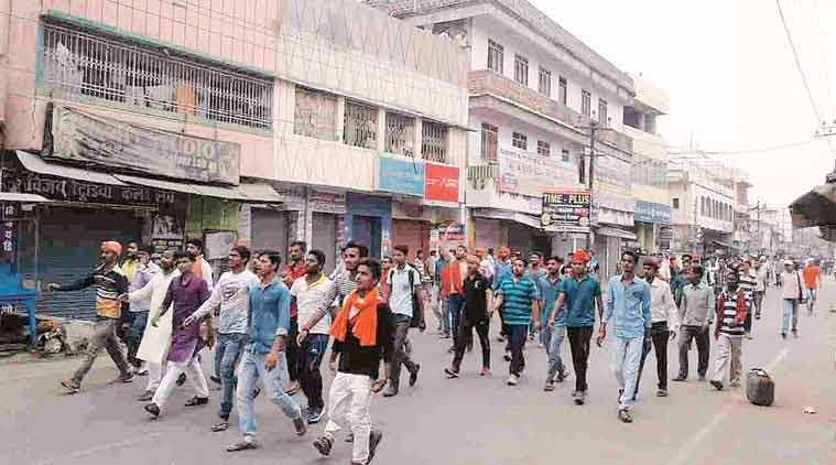 Barring stray ruckus, all quiet on Bharat bandh front