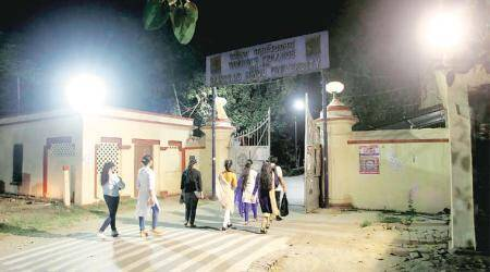 At BHU, women find voice, freedom