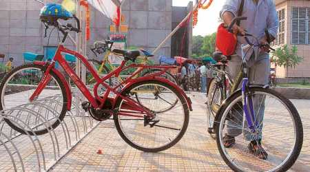 Delhi North body to set up e-charging points and bicycle stands
