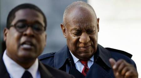 Comedian Bill Cosby convicted of drugging, molesting a woman, in retrial