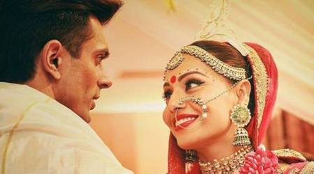 Karan Singh Grover to Bipasha Basu on second wedding anniversary: Waking up next to you is the most beautiful magicaldream