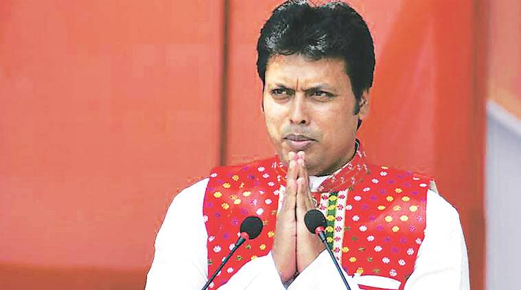 Now, Tripura CM Biplab Deb says Rabindranath Tagore rejected Nobel prize to protest British atrocities